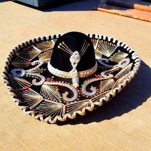 VTG Original Sombrero Made in Mexico